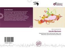 Обложка Jacob Benson