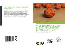 Обложка 1964 NCAA Men's Division I Basketball Tournament