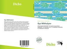 Ilya Mikhalyov kitap kapağı