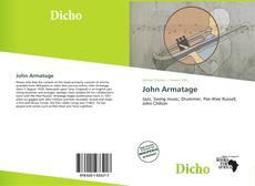 Обложка John Armatage
