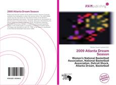Capa do livro de 2009 Atlanta Dream Season