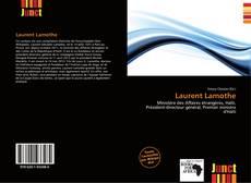 Обложка Laurent Lamothe