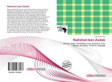 Bookcover of Nahshon ben Zadok