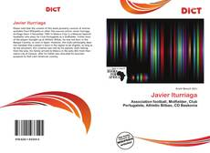 Bookcover of Javier Iturriaga