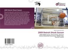 Borítókép a  2009 Detroit Shock Season - hoz