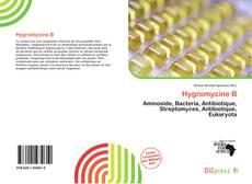 Capa do livro de Hygromycine B