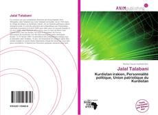Bookcover of Jalal Talabani
