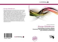 Обложка George Osbaldeston
