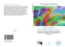 Portada del libro de José Manuel Roca Cases