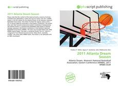 Capa do livro de 2011 Atlanta Dream Season