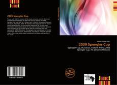 2009 Spengler Cup kitap kapağı