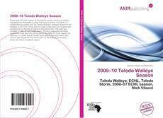 Capa do livro de 2009–10 Toledo Walleye Season
