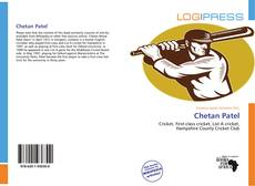 Chetan Patel kitap kapağı