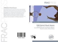 Borítókép a  1998 Detroit Shock Season - hoz