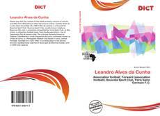 Capa do livro de Leandro Alves da Cunha