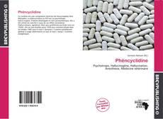Borítókép a  Phéncyclidine - hoz