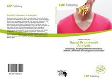 Обложка Social Framework Analysis