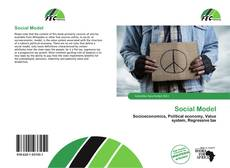 Borítókép a  Social Model - hoz