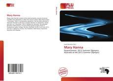 Mary Hanna kitap kapağı