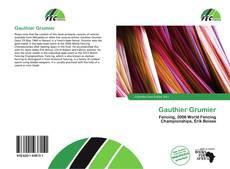 Gauthier Grumier的封面