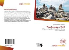 Buchcover von Psychology of Self