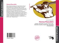 Bookcover of Hamza Riazuddin