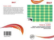 Bookcover of Isaac b. Judah