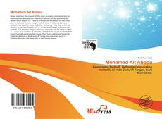Bookcover of Mohamed Ait Abbou