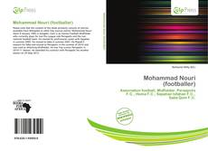 Bookcover of Mohammad Nouri (footballer)