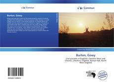 Couverture de Burton, Gowy