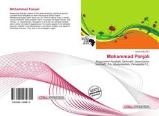 Bookcover of Mohammad Panjali