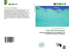 Capa do livro de Inés Gorrochategui