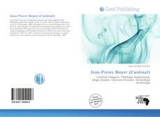 Borítókép a  Jean-Pierre Boyer (Cardinal) - hoz