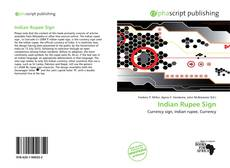 Bookcover of Indian Rupee Sign