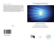 Capa do livro de Hacker (Term)