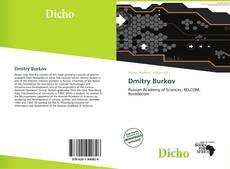 Bookcover of Dmitry Burkov