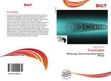 Buchcover von TrueCaller