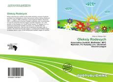 Copertina di Oleksiy Rodevych