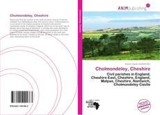 Cholmondeley, Cheshire的封面