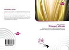 Bookcover of Shivendra Singh