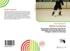 Portada del libro de Stefan Lundqvist