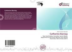 Catherine Barclay的封面