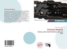 Borítókép a  Uranium Backup - hoz