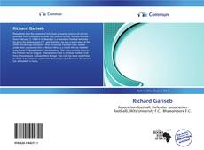 Portada del libro de Richard Gariseb