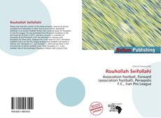 Rouhollah Seifollahi kitap kapağı