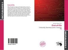 Bookcover of End-of-file