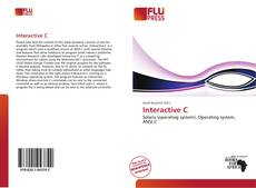Couverture de Interactive C