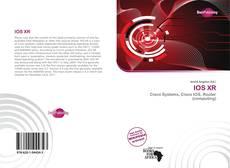 Buchcover von IOS XR