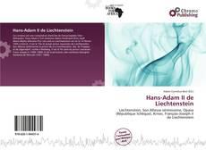Bookcover of Hans-Adam II de Liechtenstein