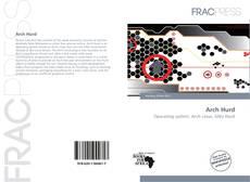 Buchcover von Arch Hurd